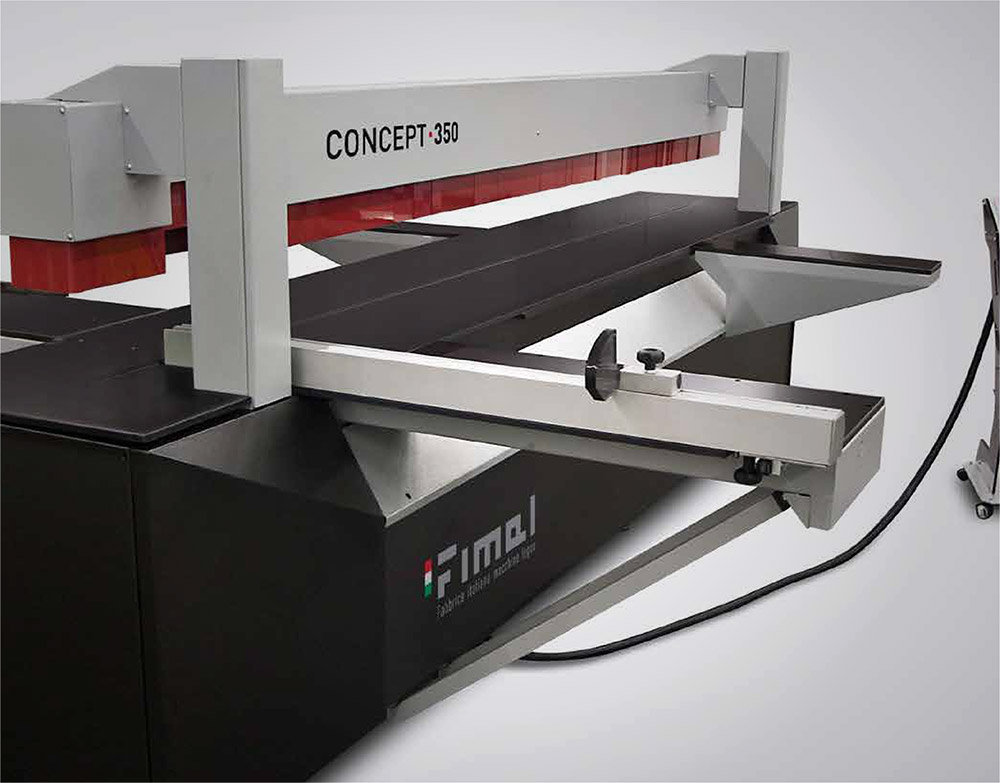 Concept 350 Plus Traditional Machines Fimal